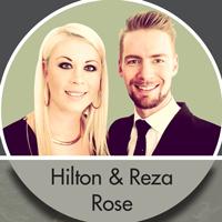 hilton-reza-rose
